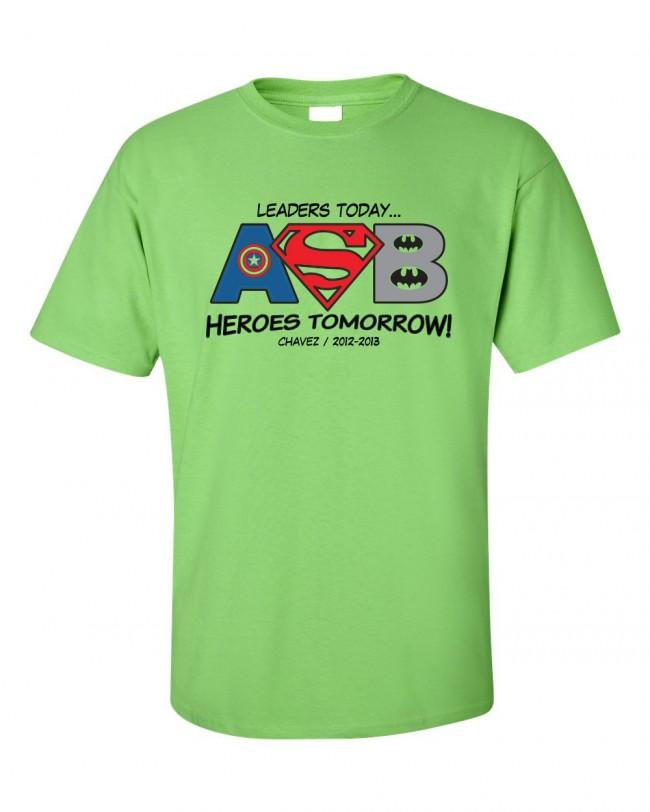 Chavez ASB_Shirt FRONT