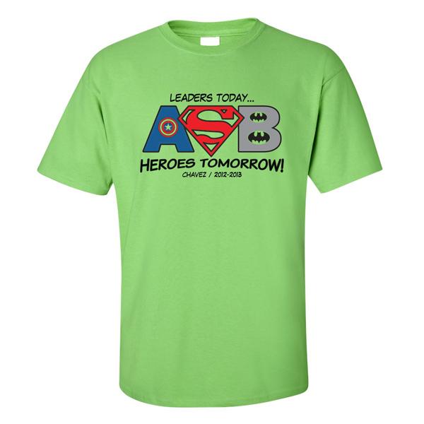 Asb Leadership Shirts Design | Foto Artis - Candydoll