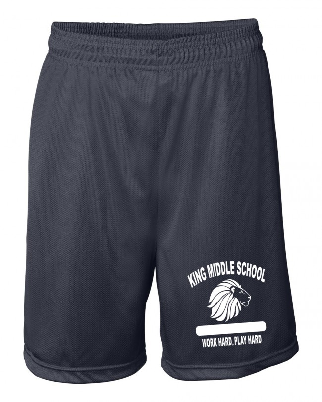 King Middle School SHoRT