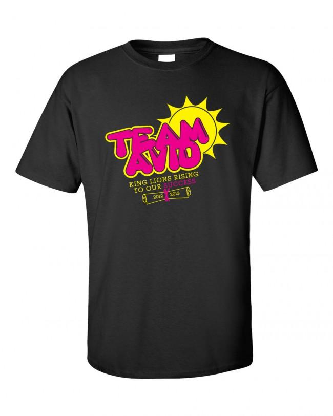 King Team Avid Shirt_FRONT