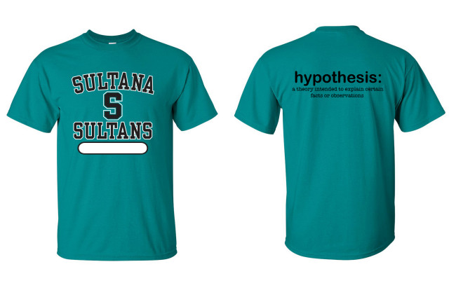 Sultana Sultans SHiRT